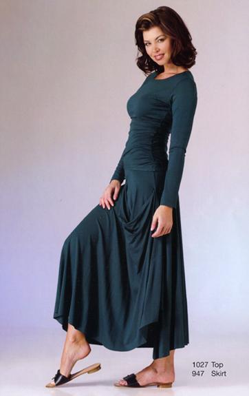 Luna Luz Matte Jersey Clothing Collection Lunaluz Net